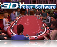 3D Online Poker in PKR